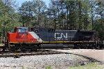 CN C44-9W 2657