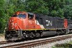 CN SD70I 5625