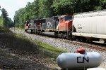 CN SD75I 5763
