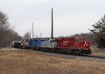 Eastbound CP Freight