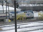 Amtrak is at Niagara Falls Amtrak Station