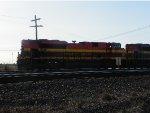 KCS SD70ACe 4113