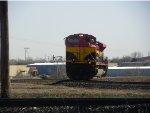 KCS SD70ACe 4123