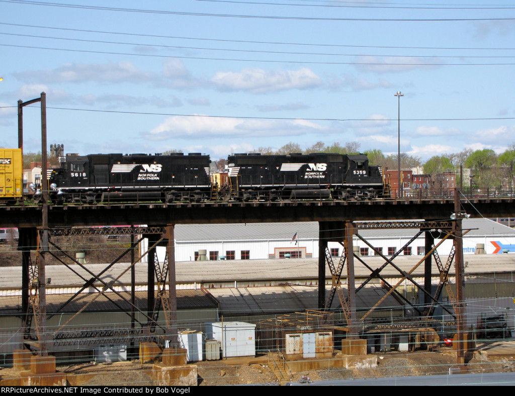 NS 5359 and 5618