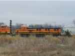 BNSF 3GS-21B 1292