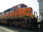 BNSF ES44AC 5754