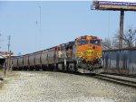 BNSF C44-9W 4911
