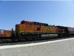 BNSF C44-9W 5019