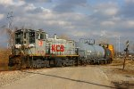 KCS Yard Job Train