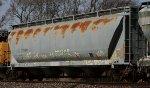 George Bush graffiti