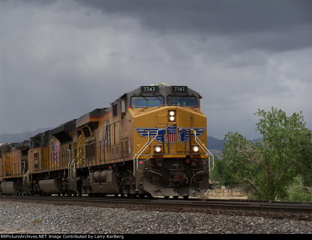 UP 7747