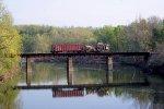 Ozark Morning Ballast Train