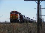 BNSF AC4400CW 5661