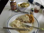 Amtrak Diner #8559 - Lunch on #97 Silver Meteor