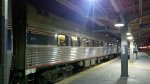 Amtrak Diner #8559 at Union Station on #97 Silver Meteor- October 14, 2011