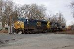 CSX 5243 & 7332