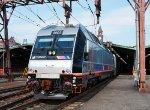 NJT 4505 on Train 1009