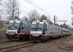 NJT 4509 & 4507