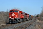 CP 115 CP 9369 West Mile 131.6 Belleville Sub