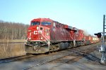 CP 143 CP 8856 West Mile 131.6 Belleville Sub