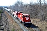 CP 626 CP 6241 East Mile 5.4 Windsor Sub