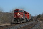 CP 643 CP 9677 West Mile 131.6 Belleville Sub