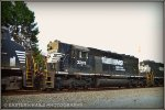 NS SD40-2 3209 on 348