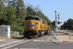 SD60Ms in Pleasanton