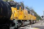SD60s in Pleasanton