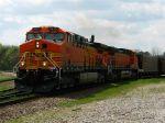 BNSF Coal Train Heading East