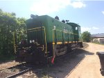 SSC 1233  24Apr2016  Parked for the weekend