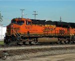 BNSF 7856 Front