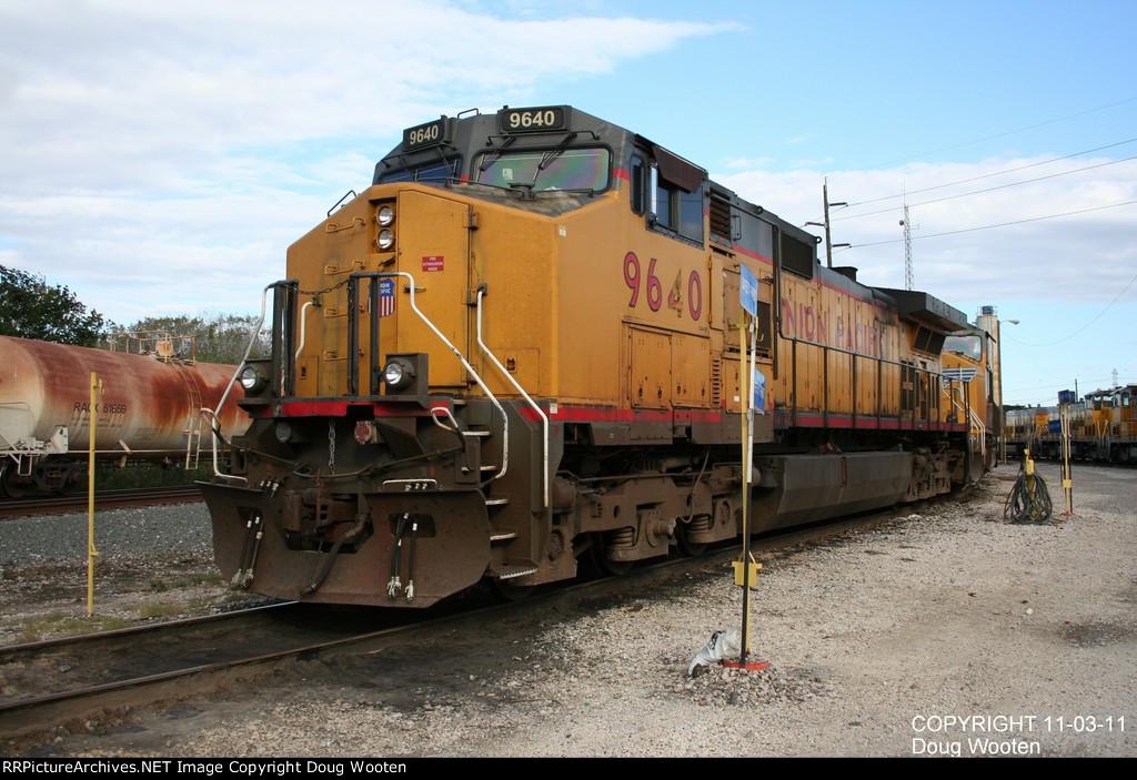 UP 9640
