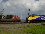 Northstar 505 meets CN 8937