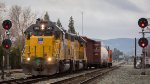 Union Pacific 546 GP38-2