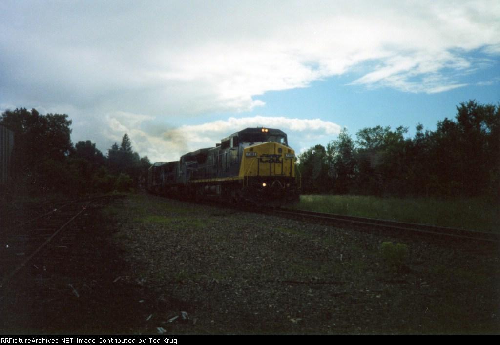 CSX 7383 & 7303