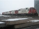 Soo GP-38s at idle