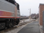 NJT 4003 and Port Jervis Yard