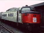 Amtrak exNew Haven Roger Williams RDCs
