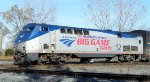 "Amtrak 52: ""Heartland Flyer Big Game Train"""