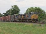 CSX 571 and CSX 586