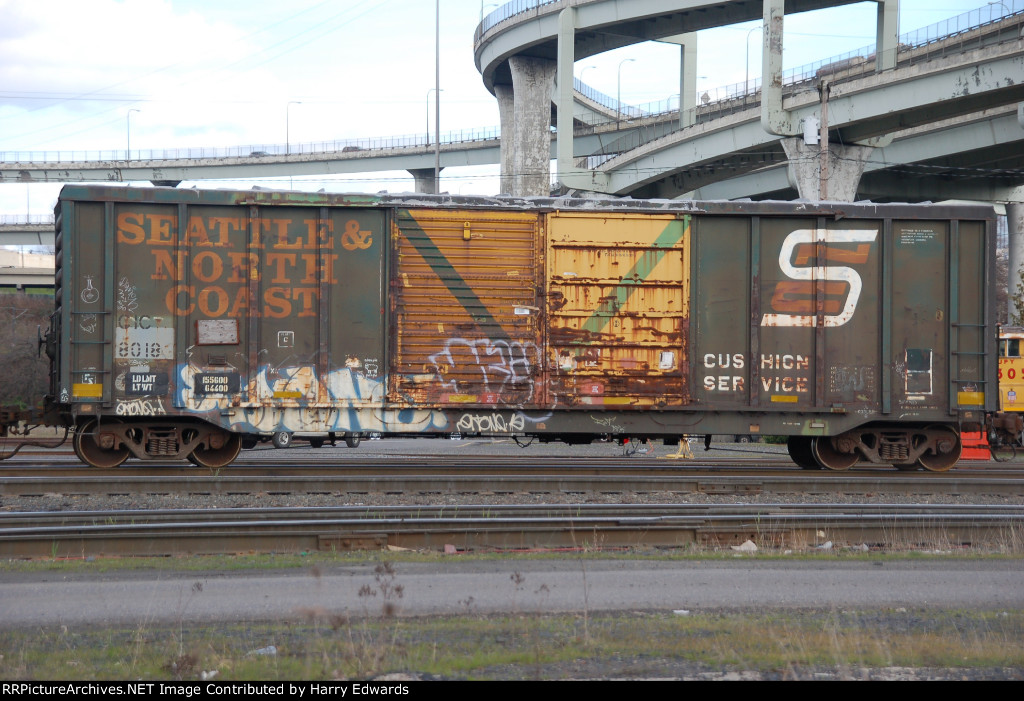 Seattle North Coast RR