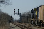 """CSXT G943, Clear VA Junction West on 1"""