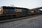 CSX 8158 with 2686