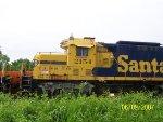 ATSF GP7u 2154