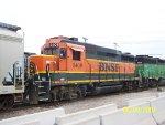 BNSF GP30u 2401