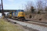 Q 398 CSX 7300,650 and 8250