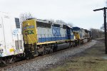 CSX 7300, 650 and 8250