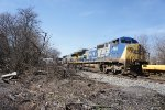 CSX 687 and 7740