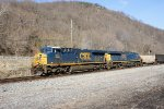 CSX 833 and 950